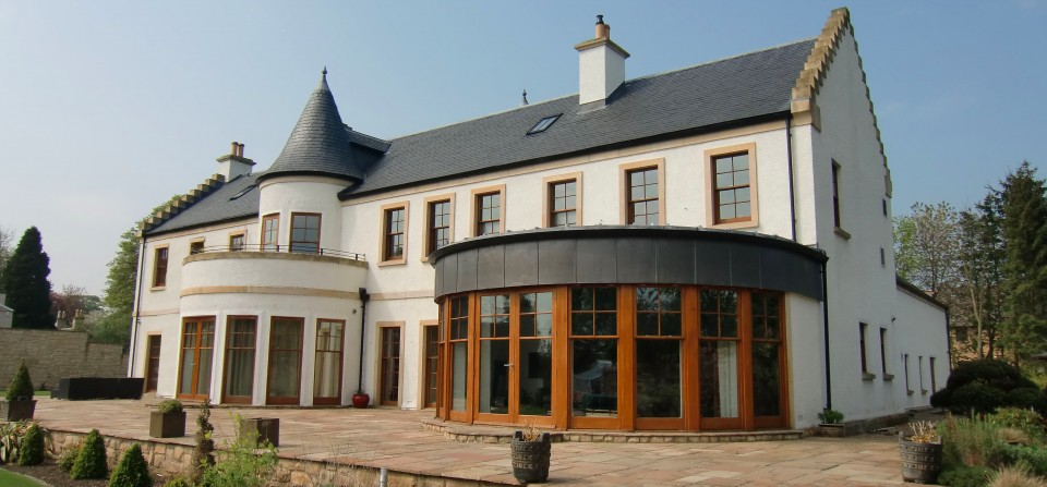 Scottish Baronial Residence